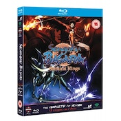 Sengoku Basara Samurai Kings Complete Season 1 Blu-Ray Box Set