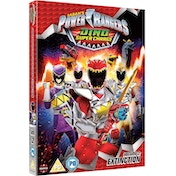 Power Rangers Dino Super Charge: Vol 2 - Extinction (Episodes 11-20) DVD