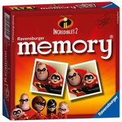 Ravensburger Disney Pixar The Incredibles 2 Mini Memory Game