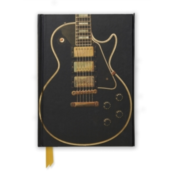 Gibson Les Paul Black Guitar (Foiled Journal) : 38