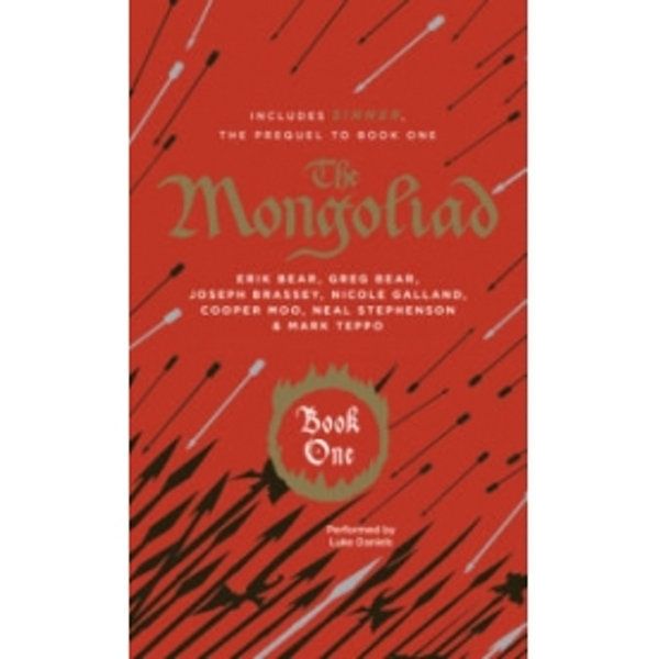 The Mongoliad: Book One Collector's Edition Deluxe Hardcover