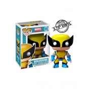 Ex-Display Wolverine (X-Men) Funko Pop! Vinyl Figure Used - Like New