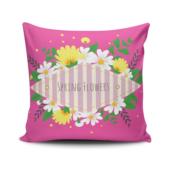 NKLF-316 Multicolor Cushion Cover