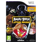 Angry Birds Star Wars Game Wii