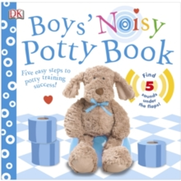 Boys' Noisy Potty Book by DK (Board book, 2014)