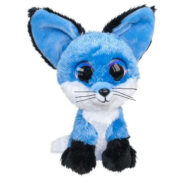 Lumo Stars Classic Fox Blueberry Plush Toy
