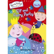 Ben & Holly's Elf and Fairy Party DVD
