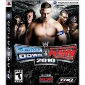 WWE Smackdown vs Raw 2010 Game PS3 (#)