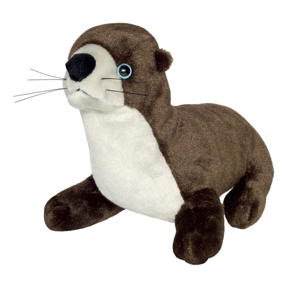 All About Nature River Otter 25cm Plush