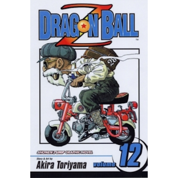 Dragon Ball Z, Vol. 12 : 12