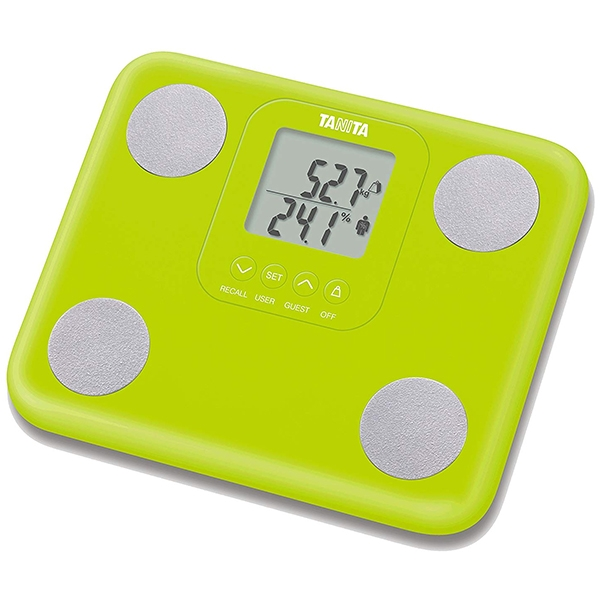 Tanita BC730G Innerscan Body Composition Monitor Scale Green