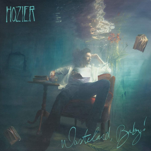 Hozier - Wasteland Baby CD