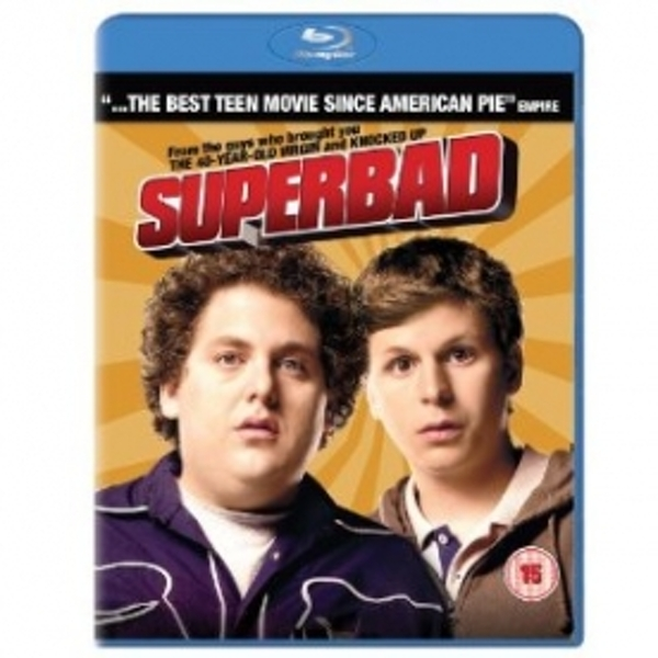 Superbad Blu-Ray