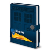 Doctor Who - TARDIS Notebook