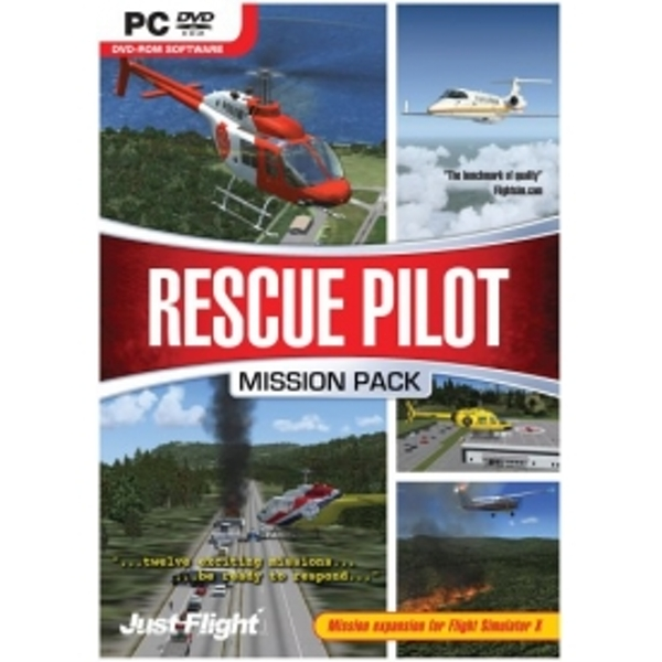 Rescue Pilot Mission Expansion Pack Game PC