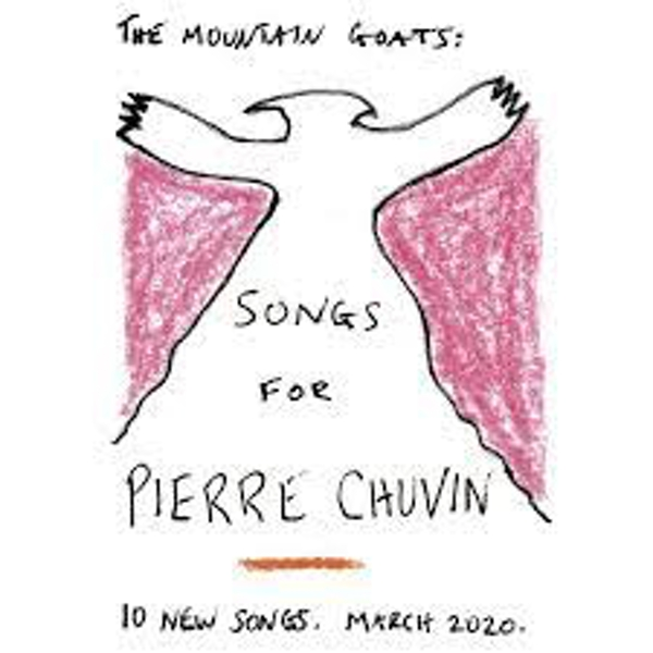 The Mountain Goats - Songs For Pierre Chuvin Vinyl