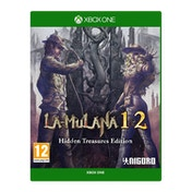 La Mulana 1 & 2 Hidden Treasures Edition Xbox One Game