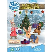 Peter Rabbit - The Tale of The Christmas Star DVD