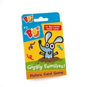 Boj Giggly Families Picture Card Game