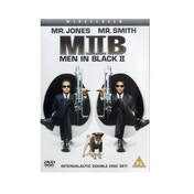Men In Black II DVD