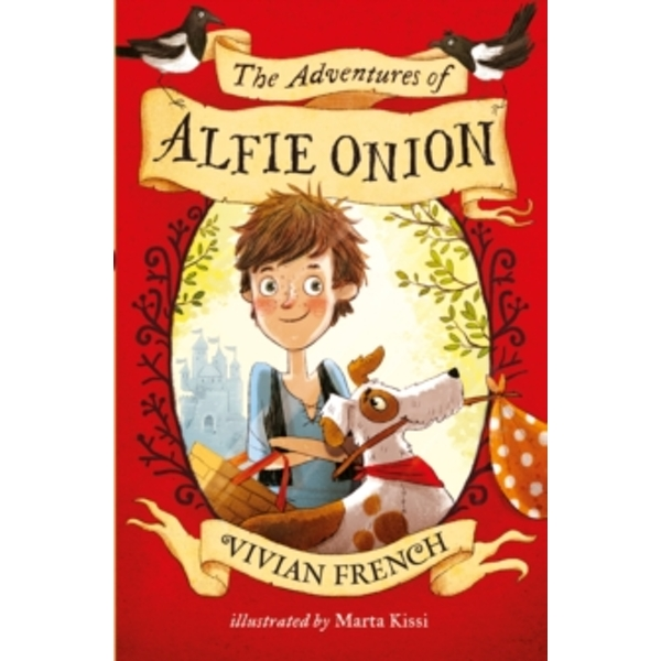 The Adventures of Alfie Onion by Vivian French (Paperback, 2016)