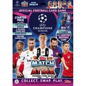 UCL Match Attax 2018/19 Starter Pack