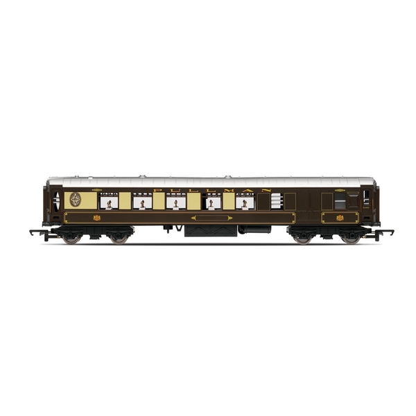 Hornby Pullman Brake Parlour Car Era 3 Model Train
