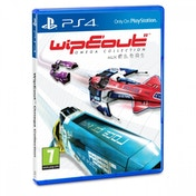 Wipeout Omega Collection PS4 Game
