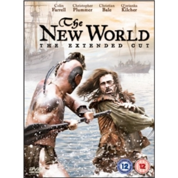 The New World Extended Cut DVD
