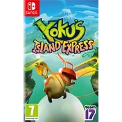 Yoku's Island Express Nintendo Switch Game