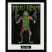 Rick and Morty Rat Suit Pickle Rick Framed Collector Print - Image 2