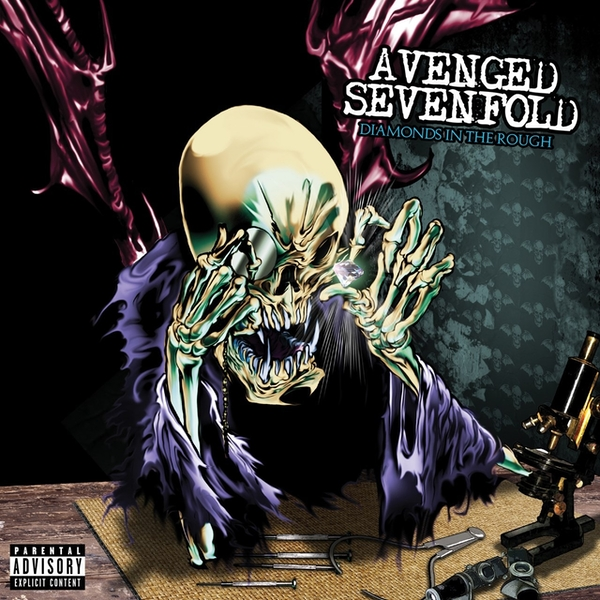 Avenged Sevenfold ‎– Diamonds In The Rough Vinyl