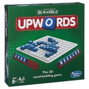 Upwords Scrabble The 3D Word-Building Game