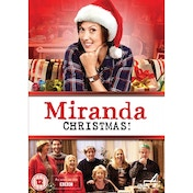 Miranda Christmas Specials DVD