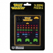 Space Invaders Sliding Puzzle