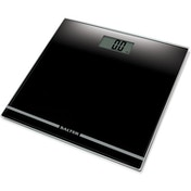 Salter 9205 Large Display Glass Electronic Bathroom Scale Black