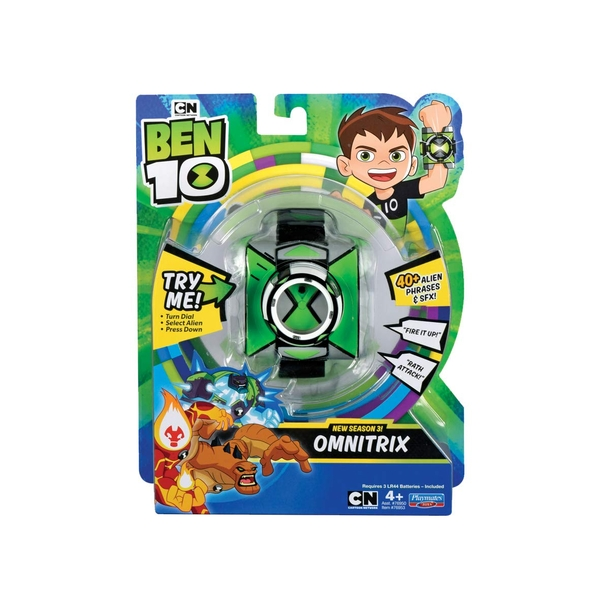 Ben 10 Refresh Omnitrix - Season 3 Edition