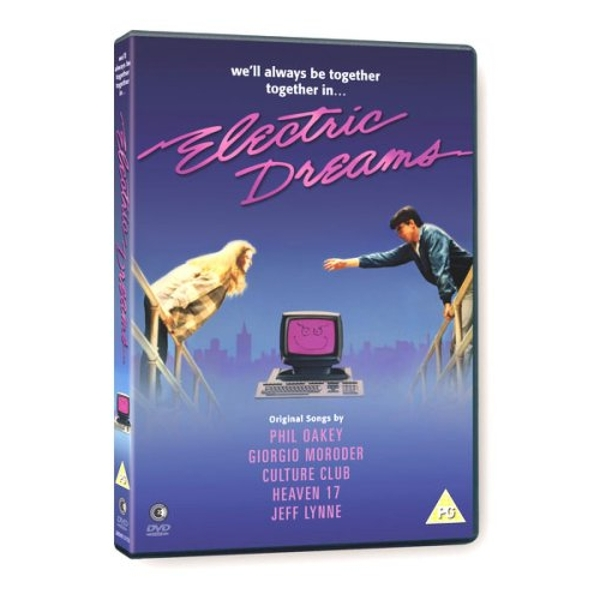 Electric Dreams DVD