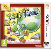 Yoshis New Island 3DS Game (Selects)