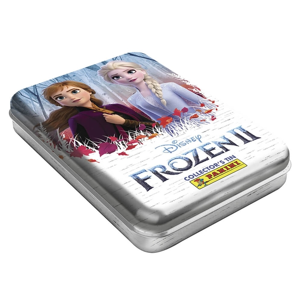 Frozen 2 Trading Card Collection - Pocket Tin