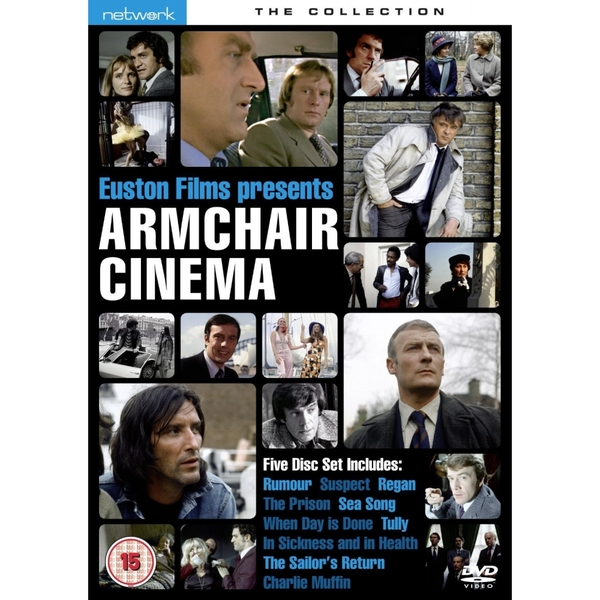 Armchair Cinema Collection DVD