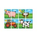 Orchard Toys Farmyard Heads and Tails Game - Image 3