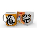 Dragon Ball Z Symbols Mug