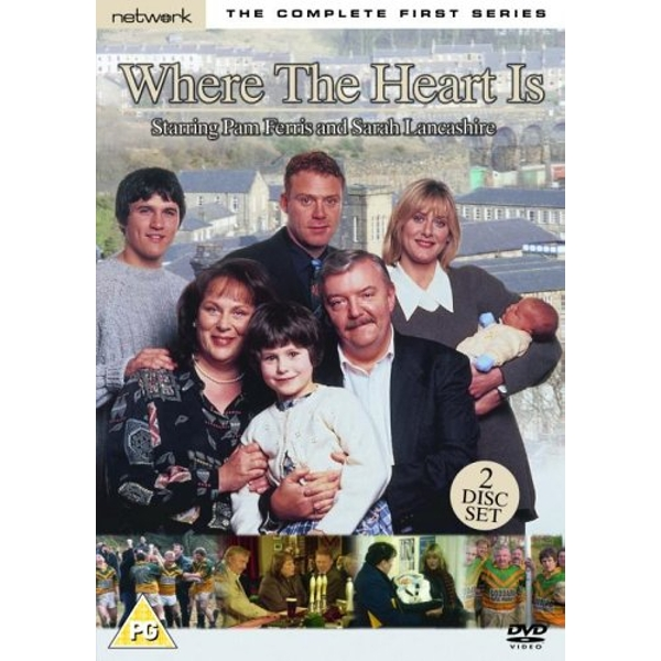 Where The Heart is - The Complete First Series DVD