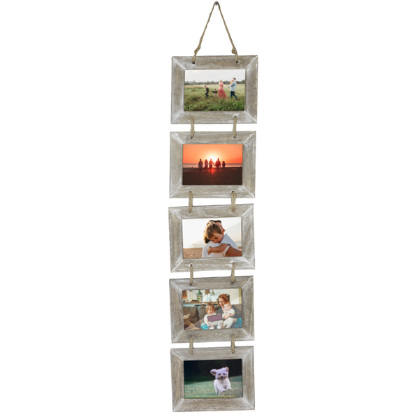 5 Wooden Picture Frame Hanger | M&W