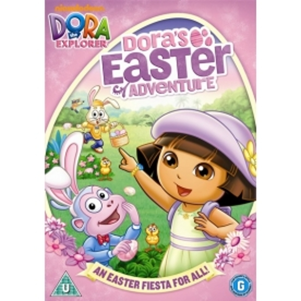 Dora The Explorer: Dora's Easter Adventure DVD