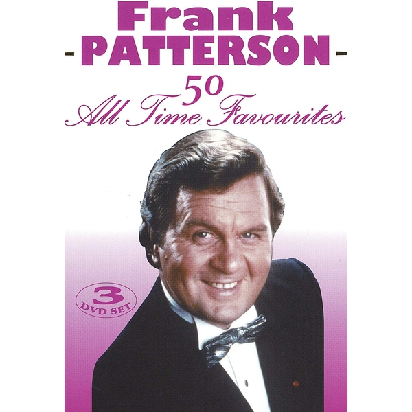 Frank Patterson - 50 All Time Favourites (Live) DVD