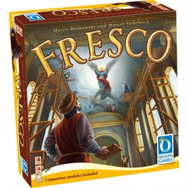 Fresko Board Game - Image 1