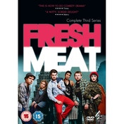 Fresh Meat - Series 3 DVD