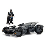Batmobile with Figure 2017 (Justice League Movie) Jada Diecast Model 1:24